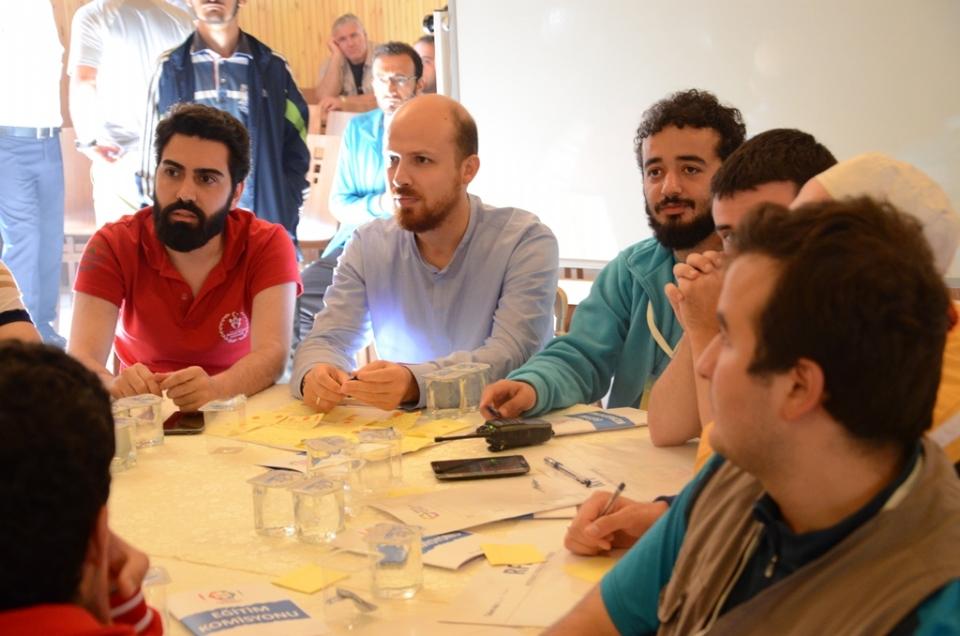 """Tgsp'nin Düzenlediği """"Stk'lar Yarışıyor Kardeşlik Kazanıyor"""" Kampına Katılım Sağladık - Haberler - İlim Yayma Vakfı, İYV"""