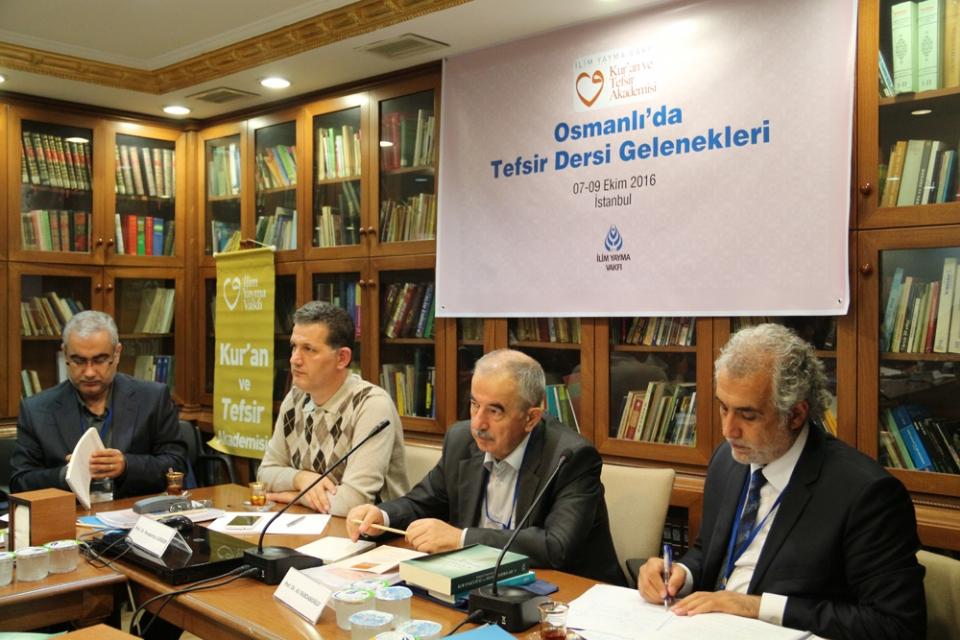 Osmanlı'da Tefsir Dersi Gelenekleri - Haberler - İlim Yayma Vakfı, İYV