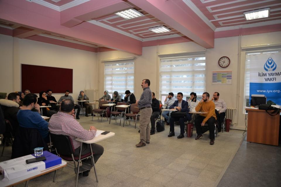 İlim Yayma Vakfı Lisansüstü Proje Eğitimi - Haberler - İlim Yayma Vakfı, İYV