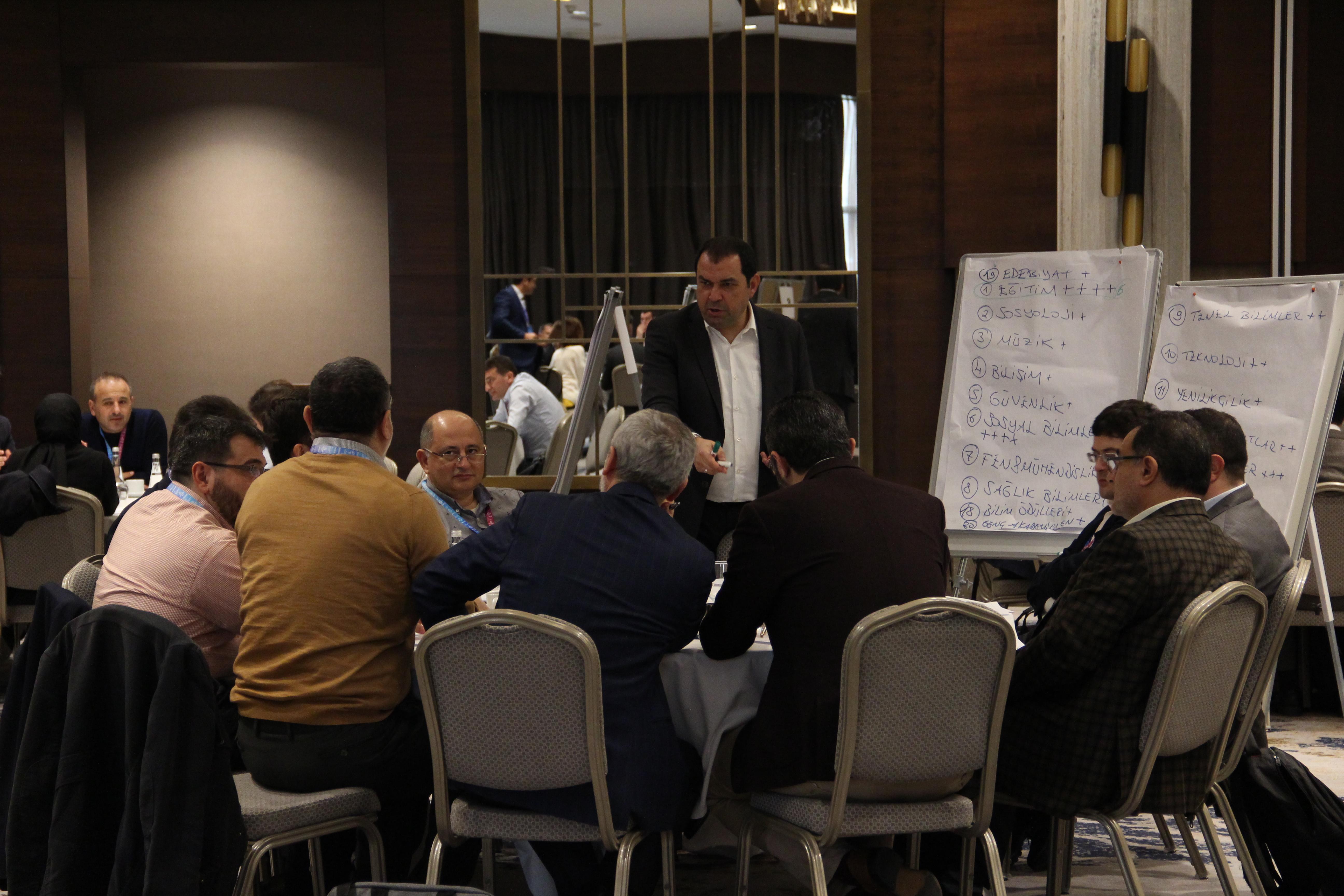 İlim Yayma Vakfı Akademi Ödülleri Ortak Akıl Konferansı Gerçekleştirildi - Haberler - İlim Yayma Vakfı, İYV