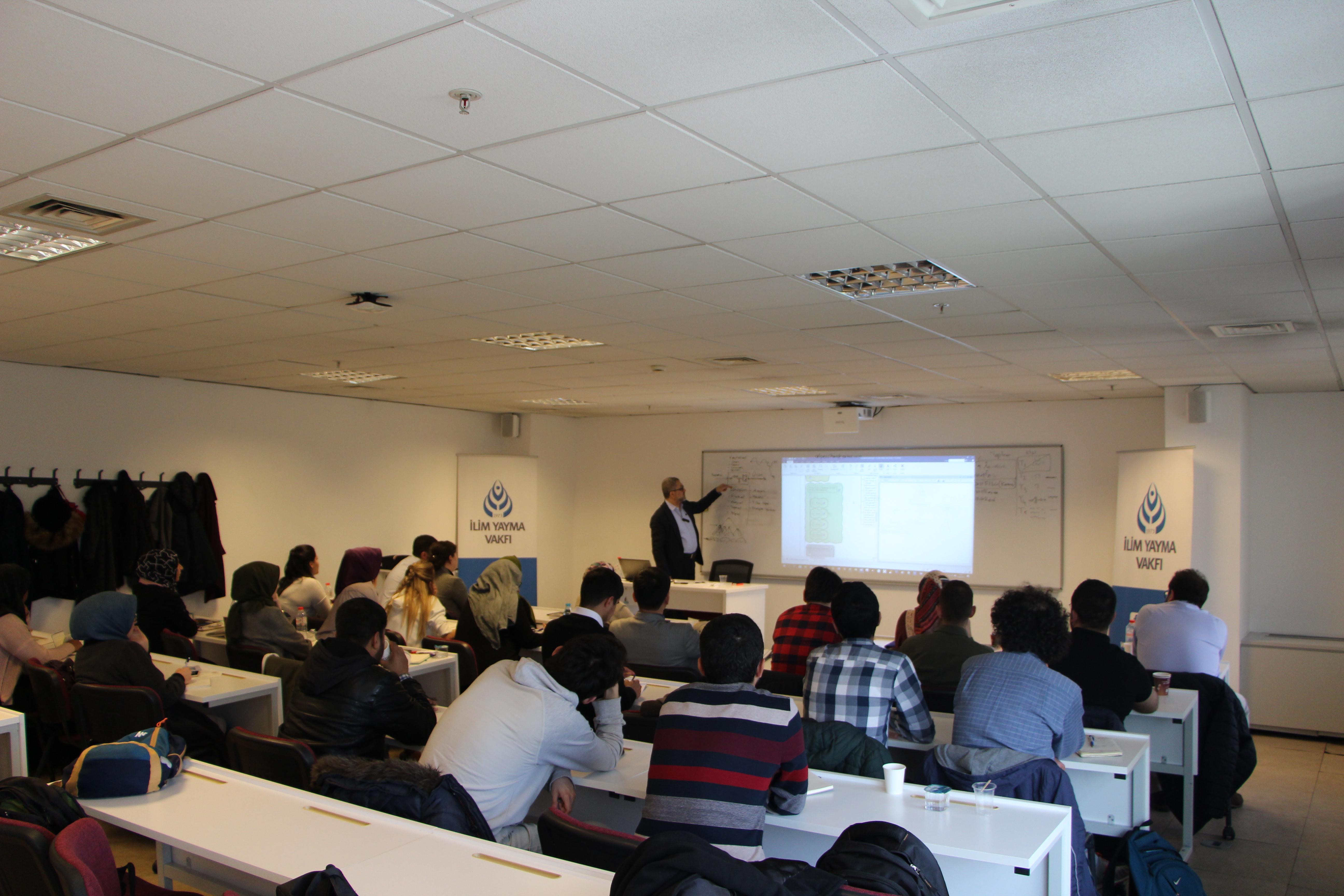İlim Yayma Lisansüstü Bursiyerine Yönelik Prokob Proje Geliştirme Ve Yönetme Eğitimi Gerçekleştirildi - Haberler - İlim Yayma Vakfı, İYV