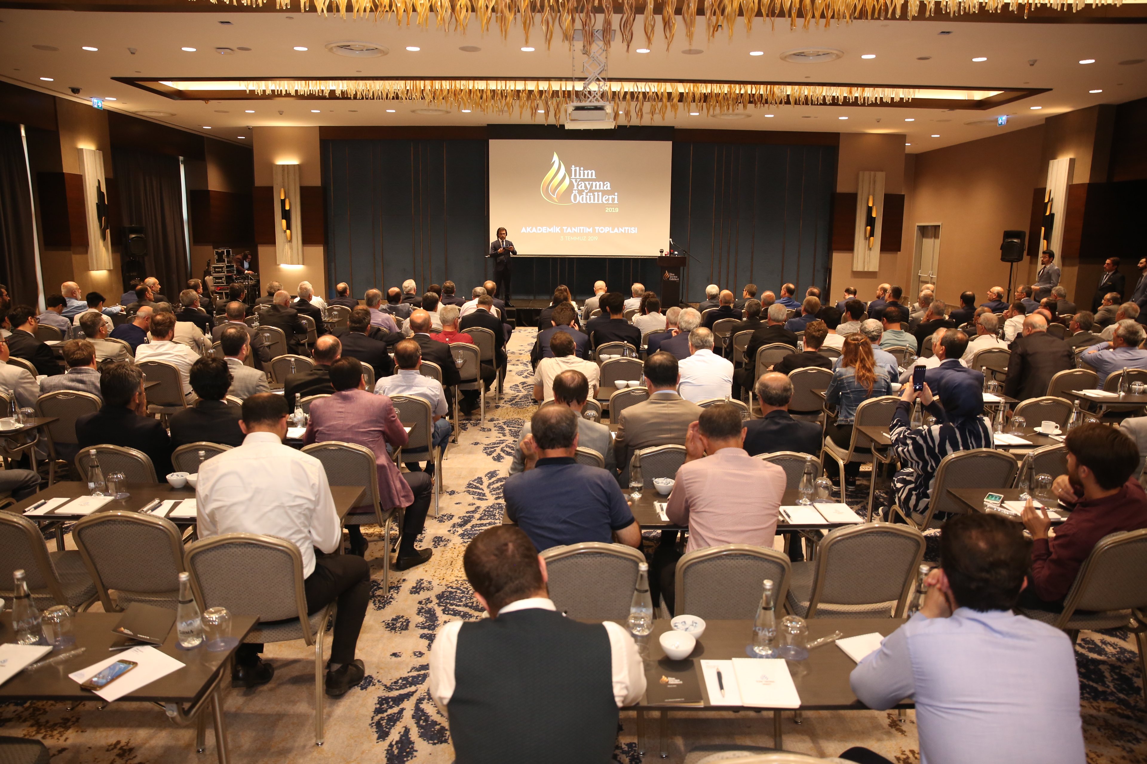 İlim Yayma Ödülleri Akademik Tanıtım Toplantısı Gerçekleştirildi - Haberler - İlim Yayma Vakfı, İYV