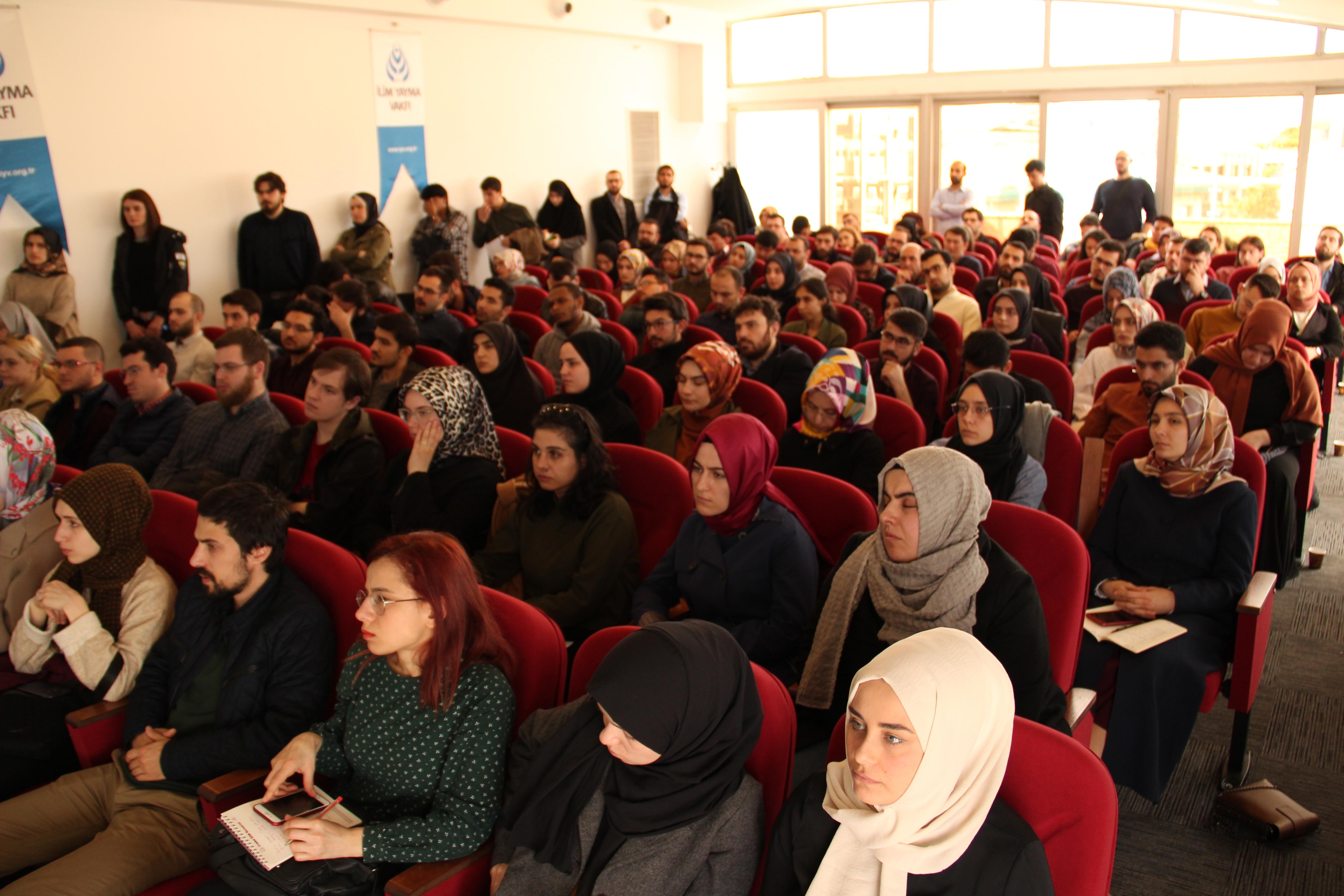 """Genç Akademisyen Adaylarına """"Osmanlı Aklı"""" Konulu Seminer Gerçekleştirildi - Haberler - İlim Yayma Vakfı, İYV"""