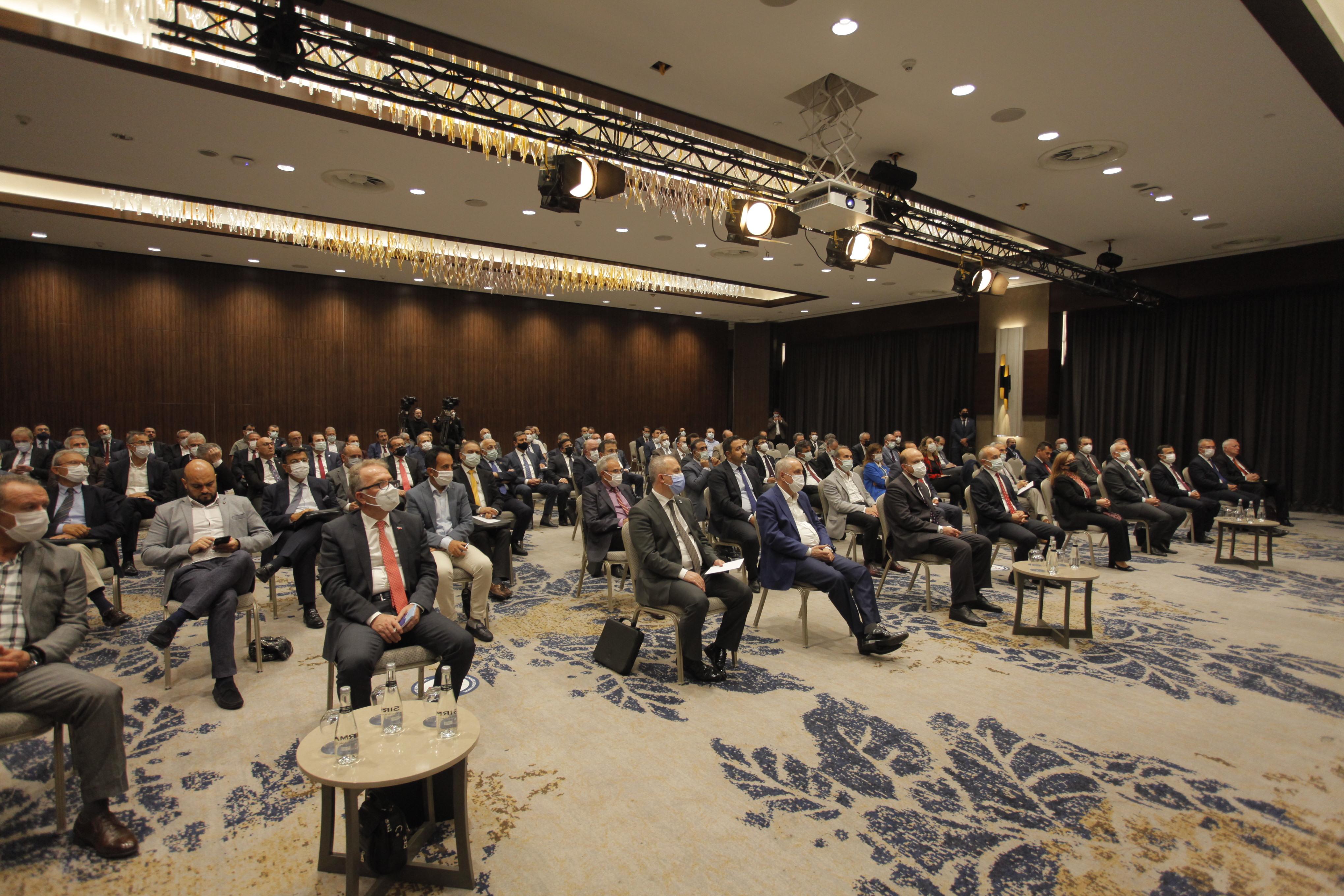 İlim Yayma Ödülleri Akademik Tanıtım ve İstişare Toplantısı Gerçekleştirildi - Haberler - İlim Yayma Vakfı, İYV