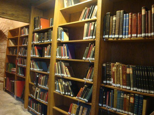 Recai Mehmet Efendi Kütüphanesi - İlim Yayma Vakfı, İYV